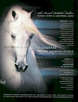 *LECH photo used in 2004 Scottsdale Show Ad Campaign
